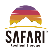 Safari Rooftent Storage